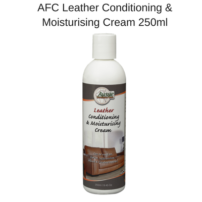 AFC Leather Conditioning & Moisturising Cream 250ml